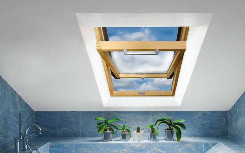 Finestre da tetto casa finestra for Finestre a tetto