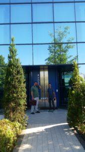Corso Metalnova : lo staff al completo