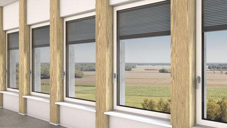 Finestra con veneziana interna una vera rivoluzione casa finestra - Finestra con veneziana interna prezzo ...